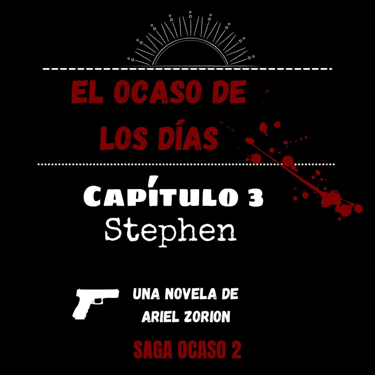 EODLD – Capítulo 3 – Stephen Parte2