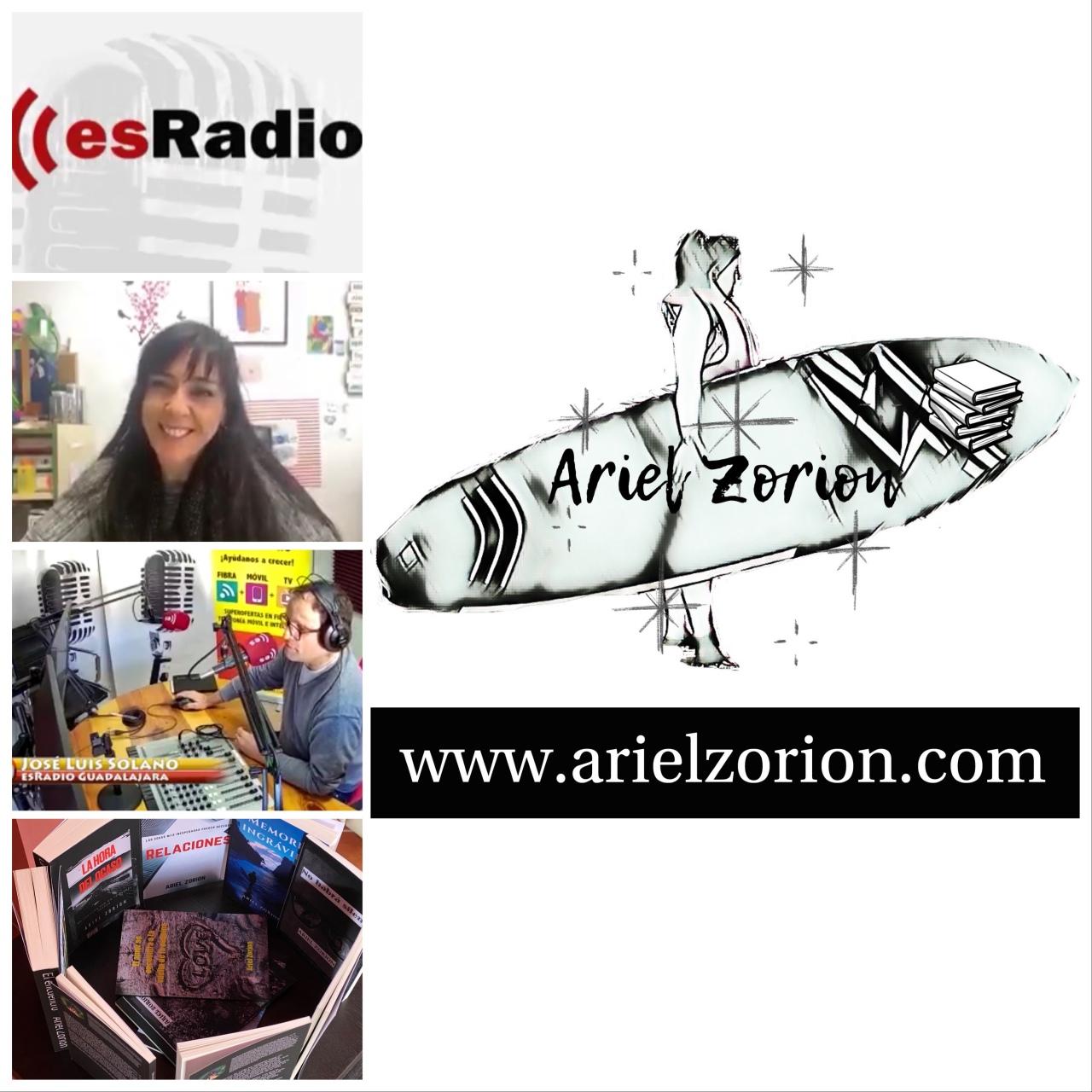 Entrevista para EsRadio y AlcarriaTV