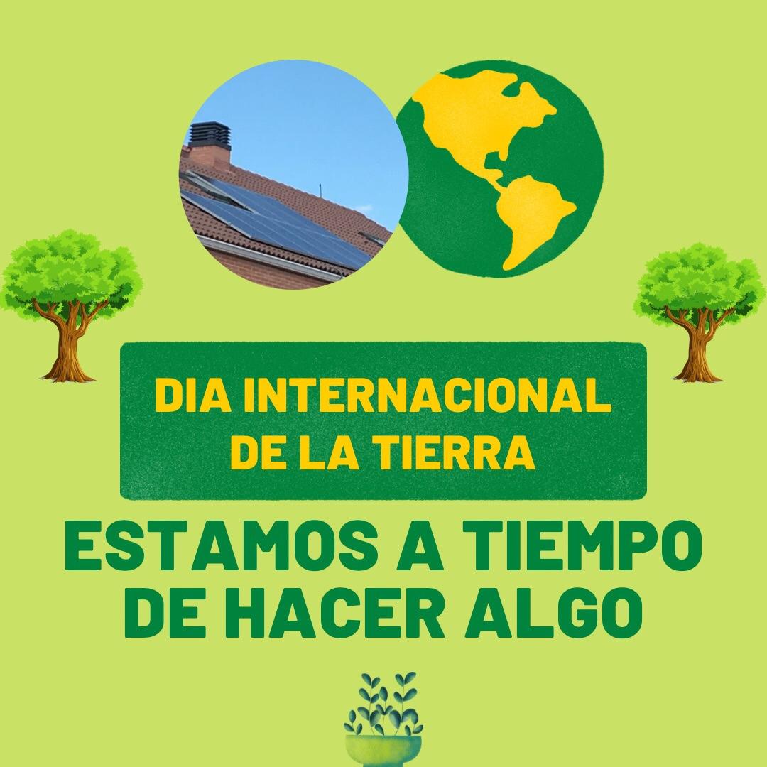 Día Internacional de laTierra